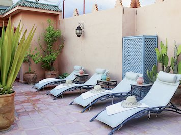 Foto Riad Alida **** Marrakech