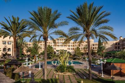 Foto Royal Kenz Thalasso en Spa **** Port el Kantaoui