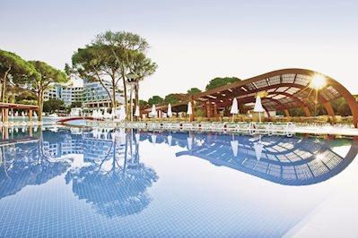 Foto Cornelia de Luxe Resort ***** Belek