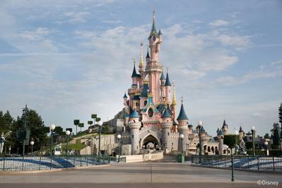 Foto B en B Disneyland Paris ** Magny le Hongre
