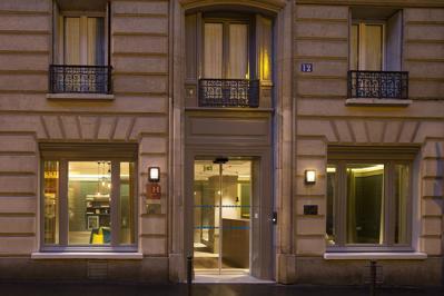 Foto Sophie Germain *** Parijs