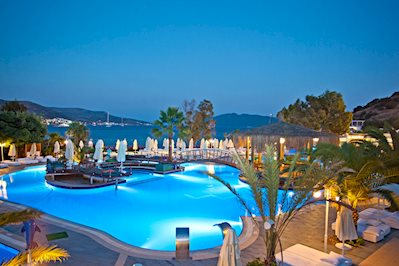 Foto Salmakis Resort en Spa ***** Bodrum