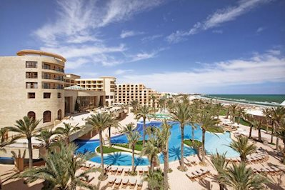 Movenpick Resort en Marine Spa Sousse