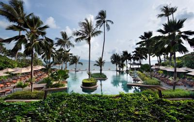 Foto Anantara Bophut Resort ***** Bophut