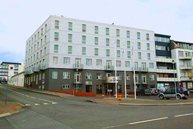 Foto Fosshotel Baron *** Reykjavik