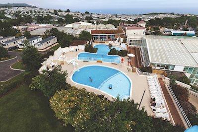 Foto Devon Cliffs Holiday Park *** Exmouth
