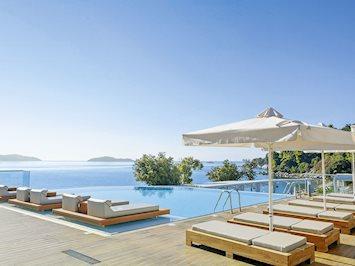 Foto Kassandra Bay Resort en Spa ***** Skiathos-Stad