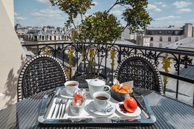 Foto Hilton Astor Saint Honore **** Parijs