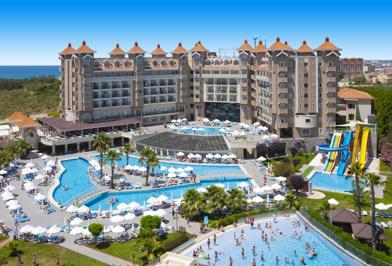 Foto Side Mare Resort en Spa ***** Side