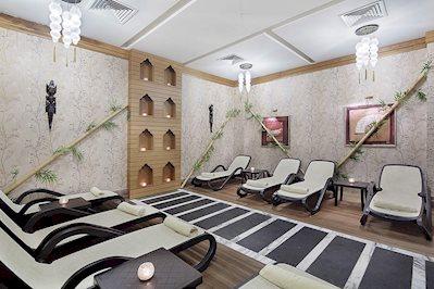 Foto Crystal Palace Luxury Resort en Spa ***** Side