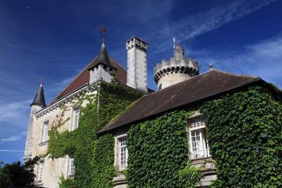 Foto Chateau Le Verdoyer **** Champs Romain