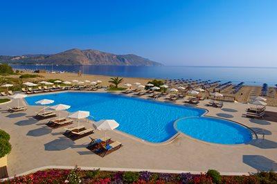 Foto Pilot Beach Resort ***** Georgioupolis