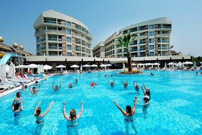Foto Seamelia Beach Resort en Spa ***** Side