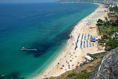 Foto Hatipoglu Beach *** Alanya