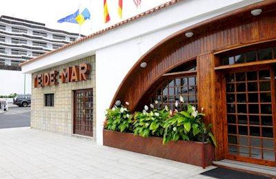 Foto Teide Mar *** Puerto de la Cruz