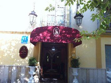 Foto Sacristia de Santa Ana *** Sevilla