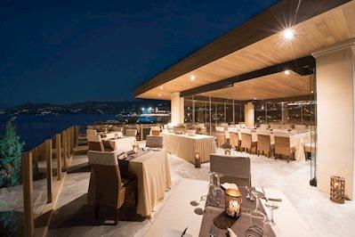 Foto Sea Side Resort en Spa ***** Agia Pelagia