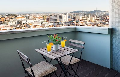 Foto Dom Henrique Downtown **** Porto