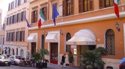 Foto Anglo Americano **** Rome