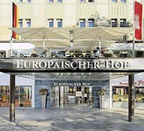 Foto Europaischer Hof **** Hamburg