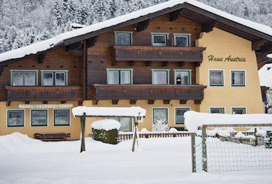Foto Haus Austria *** Flachau