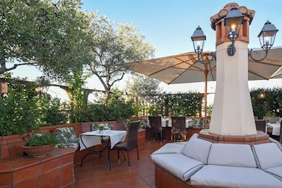 Foto Diana Roof Garden **** Rome