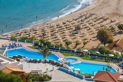 Foto Fodele Beach en Water Park Holiday Resort ***** Fodele