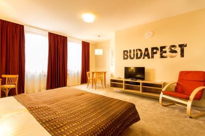 Foto Corvin **** Budapest