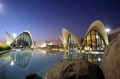 Foto Holiday Inn Express Ciudad de las Ciencias *** Valencia