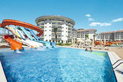 Seaden Sea World Resort en Spa