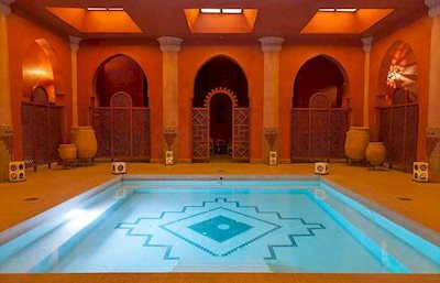 Foto Atlas Medina en Spa ***** Marrakech
