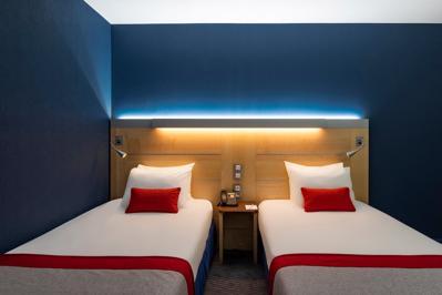 Foto Holiday Inn Express Paris Canal De La Villette **** Parijs