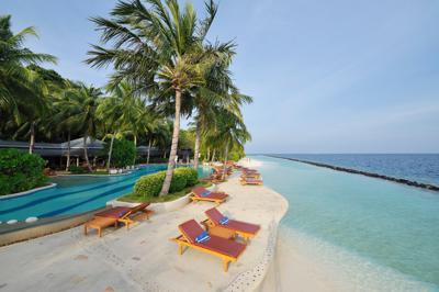 Royal Island Resort en Spa