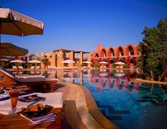 Foto Sheraton Miramar Resort El Gouna ***** El Gouna