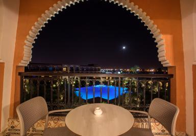 Foto Riad Ennakhil ***** Marrakech