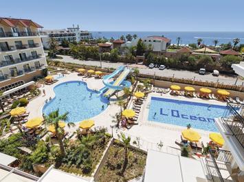 Foto L Oceanica Beach Resort ***** Camyuva