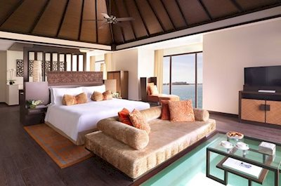 Foto Anantara The Palm Dubai ***** Dubai