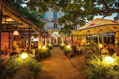 Foto Garden Palace *** Krakau