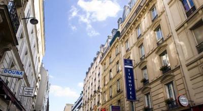 Foto Timhotel Odessa Montparnasse *** Parijs