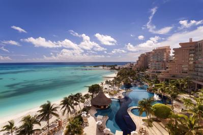 Foto Fiesta Americana Grand Coral Beach ***** Cancun