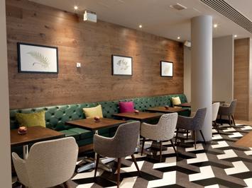 Foto Hilton Garden Inn Birmingham Brindleyplace **** Birmingham