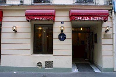 Foto Little ** Parijs