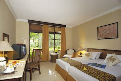 Foto The Jayakarta Bali Beach Resort Residence en Spa **** Legian Beach