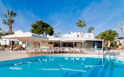 Foto SENTIDO H10 White Suites **** Playa Blanca