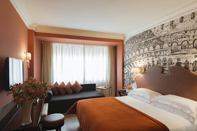 Foto Starhotel Michelangelo **** Rome