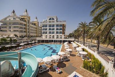 Palm World Resort en Spa