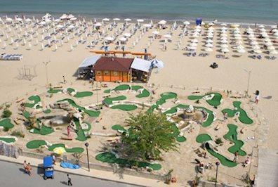 Foto Bellevue Beach **** Zonnestrand Sunny Beach