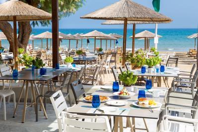Foto Amalthia Beach Resort **** Agia Marina