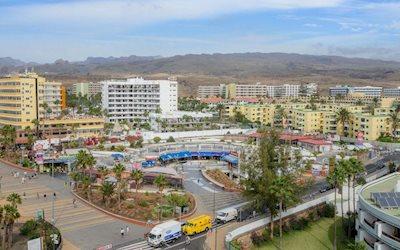 Foto Las Arenas ** Playa Del Ingles