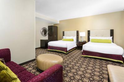 Foto Marriott Fairfield Inn en Suites Midtown *** New York City